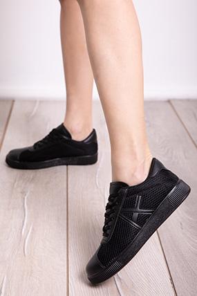 Bagcıklı Fileli Spor Ayakkabı-P-017093