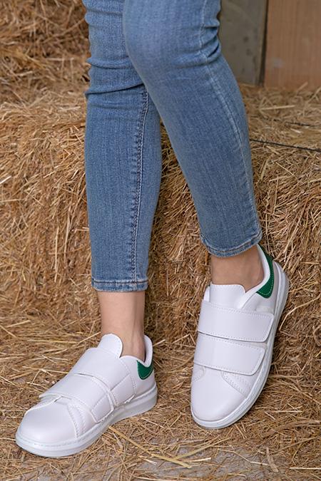 Cırtlı Spor Ayakkabı-P-016733