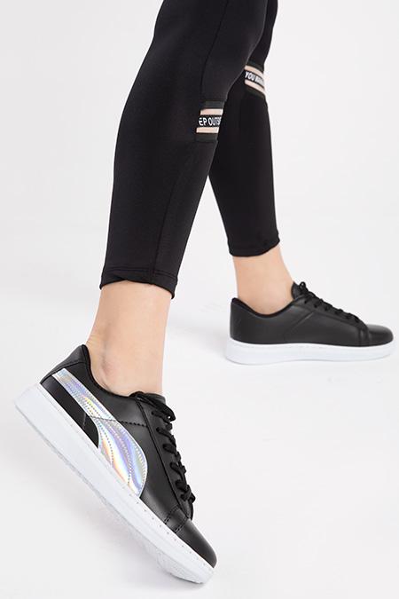 Bagcıklı Yanı Detay Spor Ayakkabı-P-016734