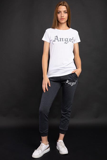 Angel Baskılı Esofman Takımı-P-017892