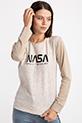 NASA BASKILI SWEAT / BEJ