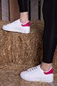 Bagcıklı Spor Ayakkabı / BEYAZFUSYA