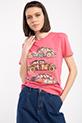 Vosvos Baskılı Varaklı T-shirt / NARCICEGI