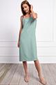 Ip Askılı Boncuklu Elbise / SUYESILI